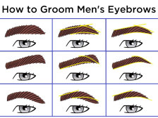 Men's-Eyebrows