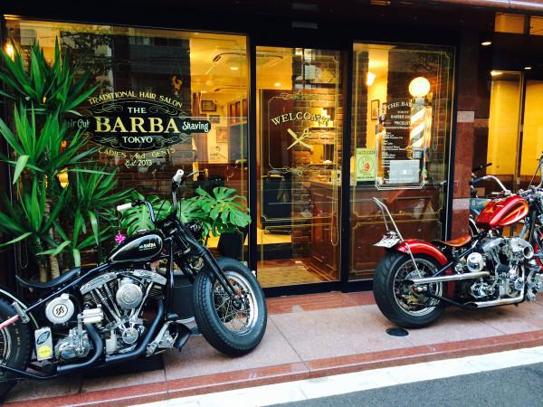 THE BARBA TOKYO